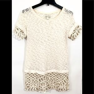 Anthropologie Saturday Sunday  Top Size XS